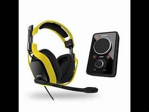Astro A40 neon yellow review
