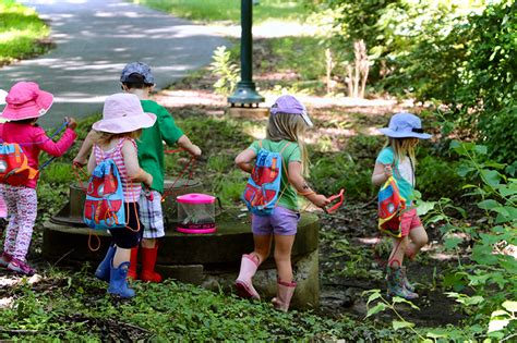 outdoor learning  preschoolers udaily
