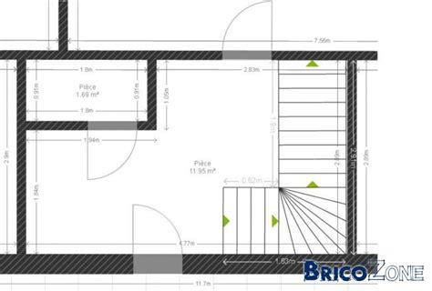 besoin d aide pour calculer un escalier quart tournant