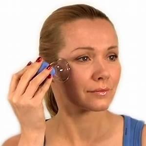 Видео массаж лица против морщин