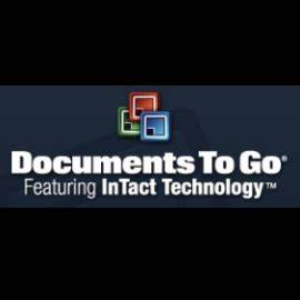 dataviz launches documents to go premium edition 20 for With documents to go premium blackberry