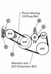 Dodge 3 5 Engine Serpentine Belt Diagram
