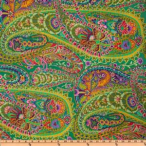 Paisley Quilting Fabric - Paisley Fabric by the Yard