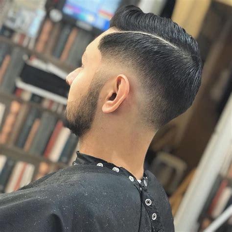 taper fade haircuts  men   bald high mid