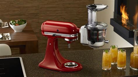 accessoire extracteur de jus pour robot kitchenaid youtube