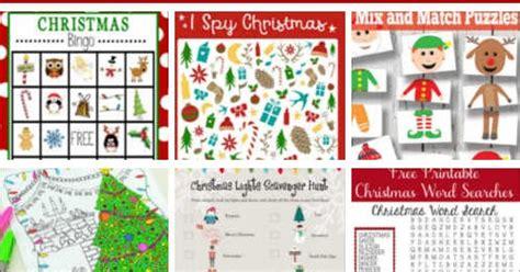 christmas printables  kids diy home sweet home