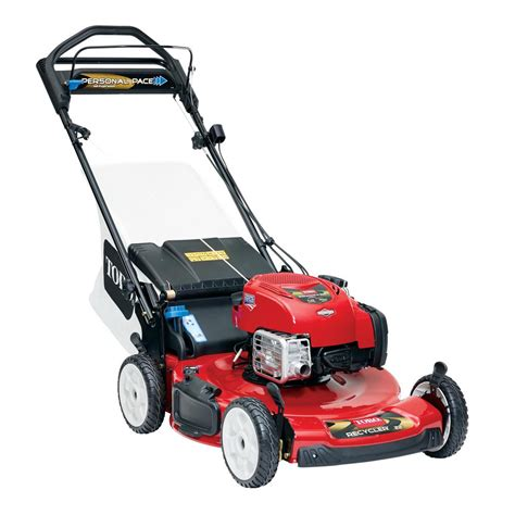 Toro Recycler 22 In Personal Pace Variable Speed Gas Self