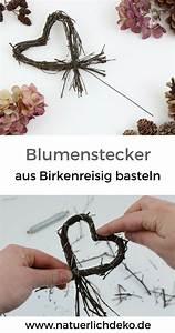 Frühjahrsdeko Selber Machen : 101 besten nat rlich deko deko mit naturmaterialien bilder auf pinterest ~ Frokenaadalensverden.com Haus und Dekorationen