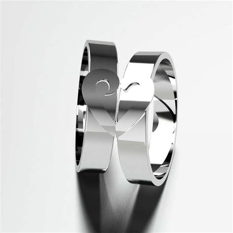 new his and hers matching wedding ring 9 ct white or yellow band 4mm 6mm 8mm ebay