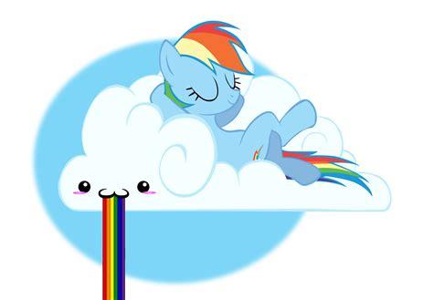 Throwing Up Rainbows Meme - rainbowdash puking rainbow puking rainbows know your meme