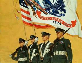 Image result for birth of the United States Army.