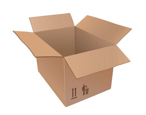 in a box box png