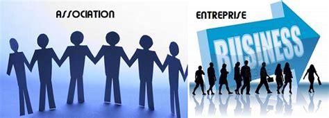 quelle est la différence entre une association et une entreprise quelle différence