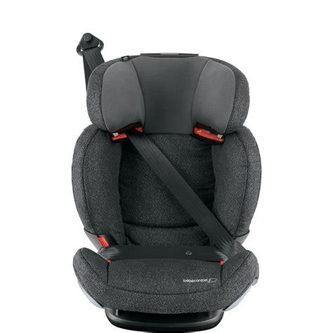 siège auto bébé chez leclerc siège auto rodifix air protect nomad black groupe 2 3 de