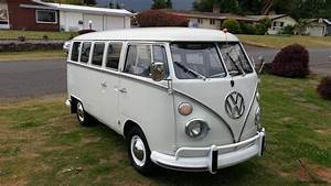 1967 Vw Bus 13window