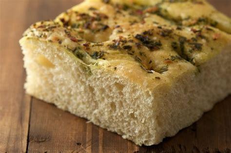 herbed focaccia   bread bakers apprentice pinch