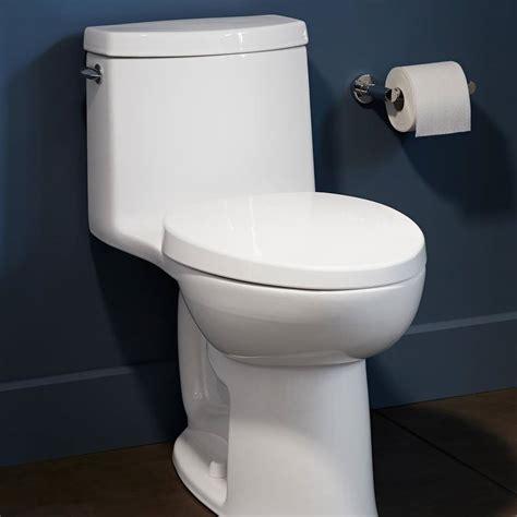 loft  height elongated  piece toilet american