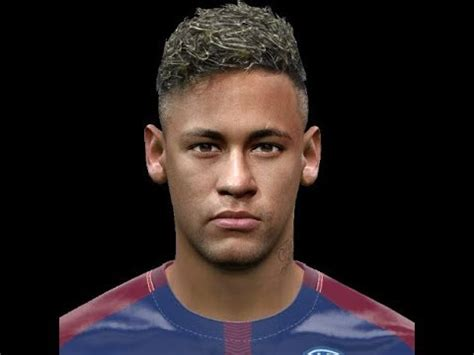 pro evolution soccer   face hair tatto