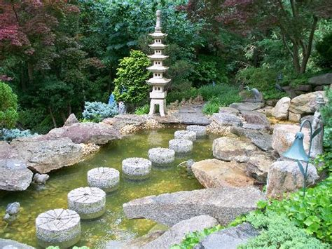 japanese garden picture of hillwood museum gardens