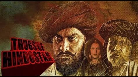 Thugs Of Hindustan Trailer L Official Trailer L Thugs Of