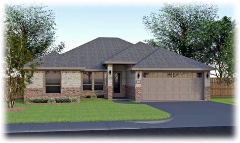 Francesca Stone Elevation A Uses Permian Homes Color