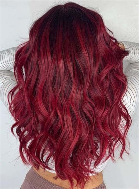 favorite ideas  red hair colors  highlights