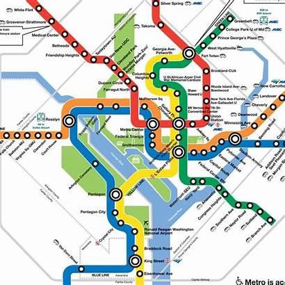 Metro Dc Map Washington Current Maps Diagram