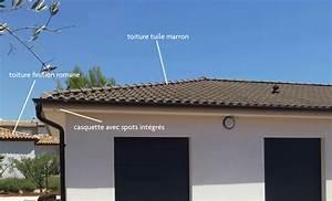 Tuiles Canal Au M2 : toiture des maisons g noises toit terrasse ~ Premium-room.com Idées de Décoration