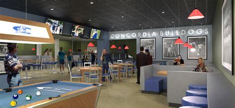 concordia university nebraskas janzow campus center