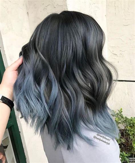 The 25 Best Silver Blue Hair Ideas On Pinterest Blue