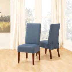 Plastic Chair Slipcovers by Slipcovers For Dining Room Chairs That Embellish Your