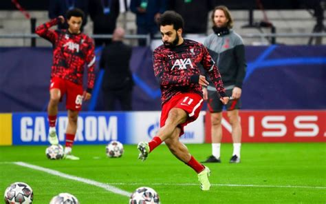 Video: Salah was too quick for ball in chance just before goal