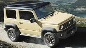 Suzuki Jimny 2018 Model : 2018 suzuki jimny convertible masterfully rendered autoevolution ~ Maxctalentgroup.com Avis de Voitures