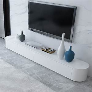Tv, Cabinet, Modern, Minimalist, Fashion, Creative, Minimalist, Small, Apartment, Living, Room, Painted