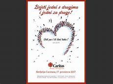 Treća nedjelja došašća Dan Caritasa u BiH, 17 prosinca