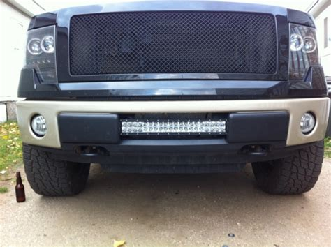 20 quot rigid led light bar install page 2 ford f150 forum
