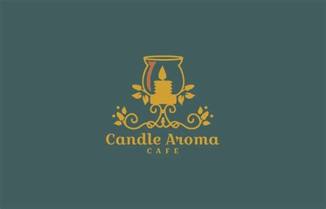 candle logo designs editable psd ai vector eps format  design trends premium
