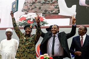 Military Transition How To Make Sudan S Revolution Succeed Foreign Policy