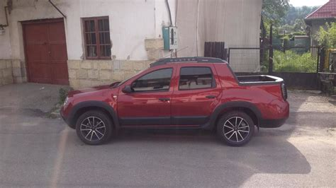Dacia Duster Double Cab Pickup Spotted Again, Is Not A