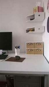 Büro Zuhause Einrichten : die besten 17 ideen zu schreibtische auf pinterest ~ Michelbontemps.com Haus und Dekorationen