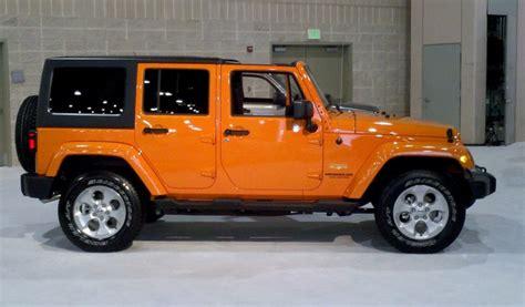 jeep wrangler orange 2017 2017 jeep wrangler release date reviews new automotive