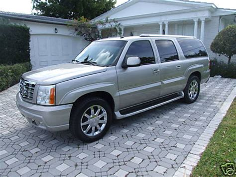 2002 Cadillac Escalade Problems by 2005 Cadillac Escalade Pictures