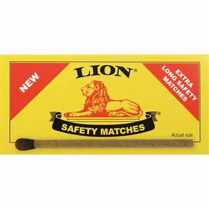 Matches Lion Safety Extra Za Shoprite 90mm