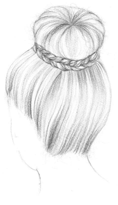 comment cuisiner les chignons comment dessiner des cheveux en chignon protéger mes cheveux des frottements les coiffures