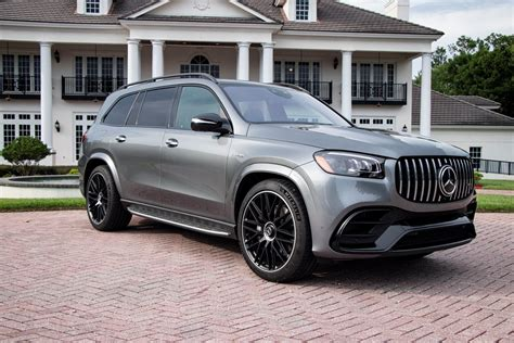 See the review, prices, pictures and all our rankings. 2021 Mercedes-AMG GLS 63: Review, Trims, Specs, Price, New Interior Features, Exterior Design ...