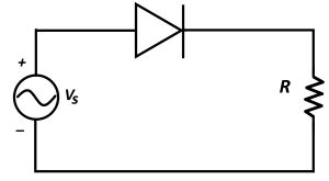Diode Circuit Analysis Losses