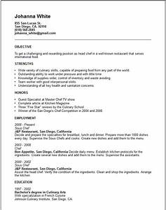 travel and tourism industry resume examples With how to write a chef resume