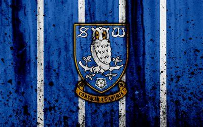 wallpapers  fc sheffield wednesday grunge