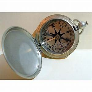 Pocket Compass Tattoo Pictures to Pin on Pinterest