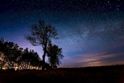 Night Photography Camera Settings to Start With for Stars